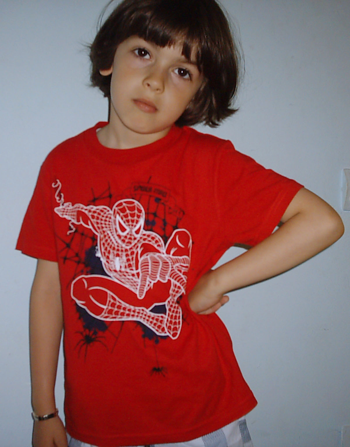 Tricou original Spiderman